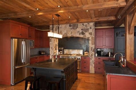 magnificent kitchen designs  dark cabinets