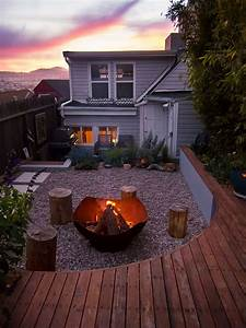 This, Small, Backyard, In, San, Francisco, Was, Designed, For, Entertaining