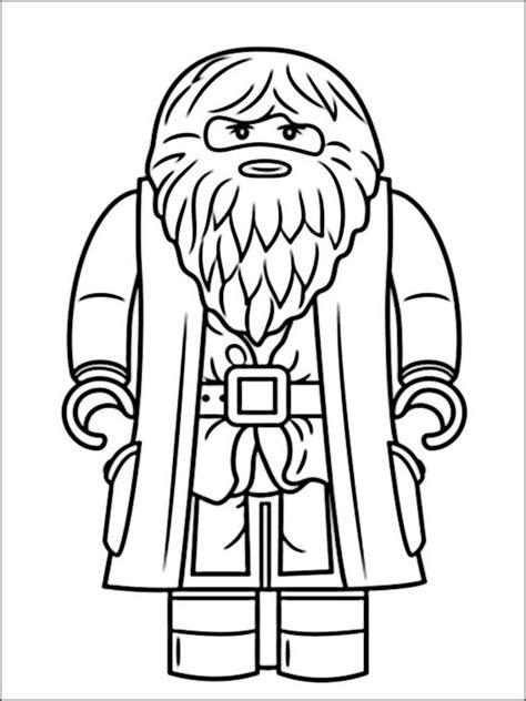 disegni da colorare harry potter lego disegni lego harry potter da colorare 2