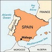 Málaga: location - Students | Britannica Kids | Homework Help