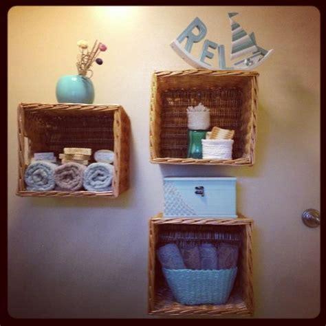 images  hanging basket shelves shelf ideas