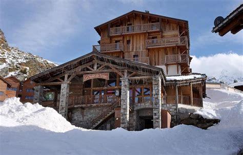 chalet des neiges hermine in val thorens boeken summit travel