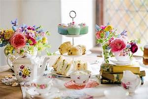 Vintage Tea Party Inspiration Shoot at The Pilgrims Rest ...