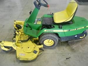 1992 John Deere F525 Lawn  U0026 Garden And Commercial Mowing