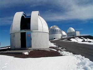 UH Hilo decommissioning Hoku Keʻa telescope on Maunakea ...