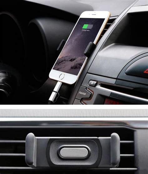 porta iphone auto porta cellulare supporto da auto bocchette per apple