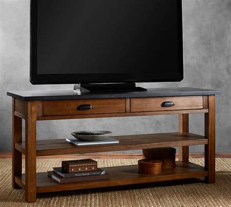 pottery barn tv stand channing tv stand pottery barn