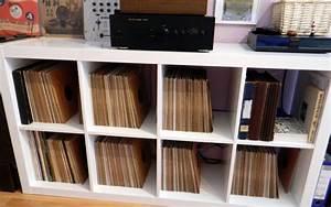 Regal Für Schallplatten : foren reinigung reparatur und archivierung plattenlagerung plattenregal grammophon und ~ Orissabook.com Haus und Dekorationen