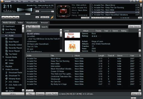 Best Music Players For Windows (music Apps