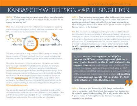 kansas city web design kansas city website design agency spotlight