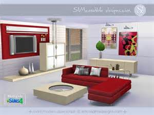 Living Room Furniture CC Sims 4