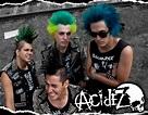 Punk Rock Band from Guadalajara Invades Chapas Bar on 14th ...
