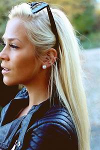 Blonde Mittellange Haare : lange glatte haare sind immer im trend ~ Frokenaadalensverden.com Haus und Dekorationen