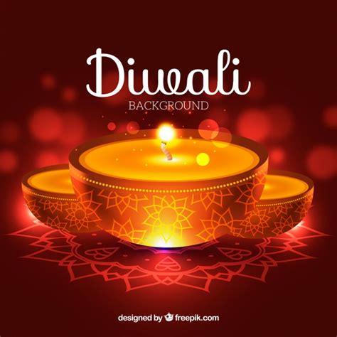 elegant diwali background vector