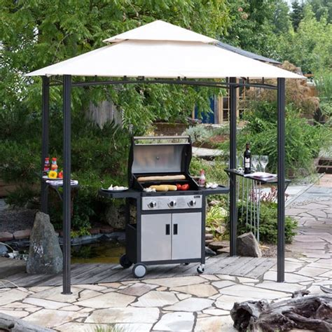 outdoor cooking shelter barbecue outdoor gazebo shelter