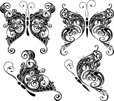 butterfly tattoo meanings  tempt