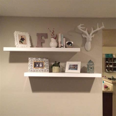 shelves ideas hometalk rustic decor for floating shelves Floating