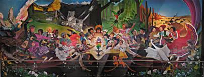 cheryl detwiler mihalka denver international airport murals