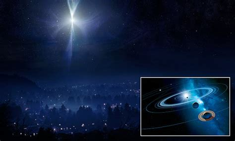 The 'Star of Bethlehem' was NOT a star according to new ...