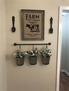 dining room farmhouse decor from hobby lobby kitchen