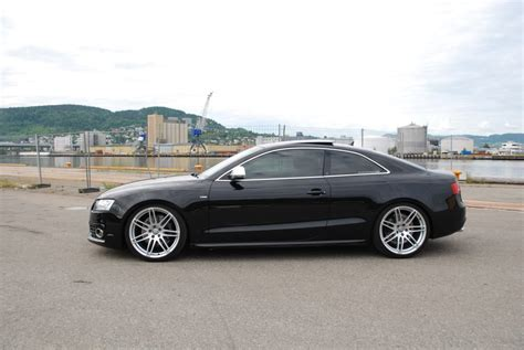 Audi A5 Custom Wheels Oem Audi Rs4 20x, Et , Tire Size