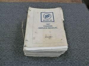 1987 Buick Skylark Sedan Engine Electrical Wiring Diagrams