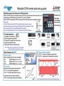 D700 Quick Set Up Guide