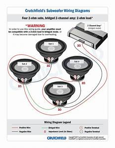 Wiring Diagram For Subwoofers