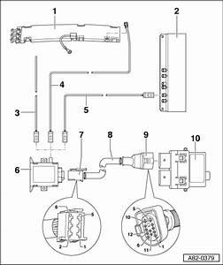Audi Workshop Manuals  U0026gt  A4 Cabriolet Mk2  U0026gt  Heating