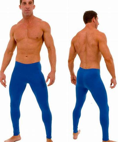 Tights Mens Wear Cotton Royal Why
