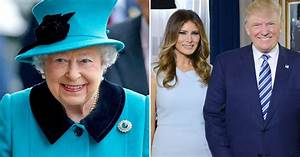 Queen To Invite Donald Melania Trump To Windsor Castle