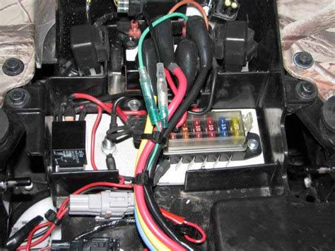 2006 Polari 500 Fuse Box 2006 polaris sportsman 500 wiring diagram diagram wiring