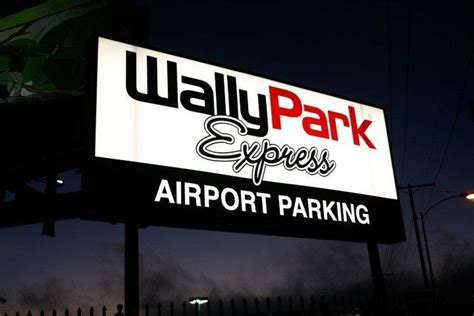 Wally Park by Wallypark Express Airport Parking Lax Reservations Reviews