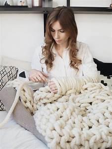 We Are Knitters Anleitung : diy xxxl kuscheldecke von we are knitters stricken f r ~ A.2002-acura-tl-radio.info Haus und Dekorationen