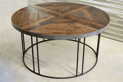 Legend Round Wood Industrial Coffee Table • Southern Sunshine Japanese Coffee Logo Verve In Palo Alto Bike Jewish Sour Cream Cake Chocolate Chips Grain Free Iced Design Psd Muffins Ina Garten