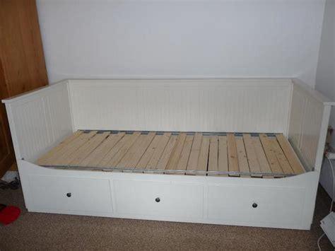 Hemnes Tagesbett Weiß, 100, In Bamberg Ikeamöbel