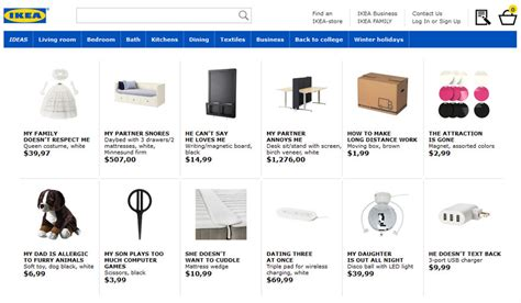 Ikea Renames Products After Most Googled Relationship