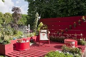 Decoration Terrasse En Bois : terrasse decoration jardin bois decoration exterieur maison email ~ Melissatoandfro.com Idées de Décoration