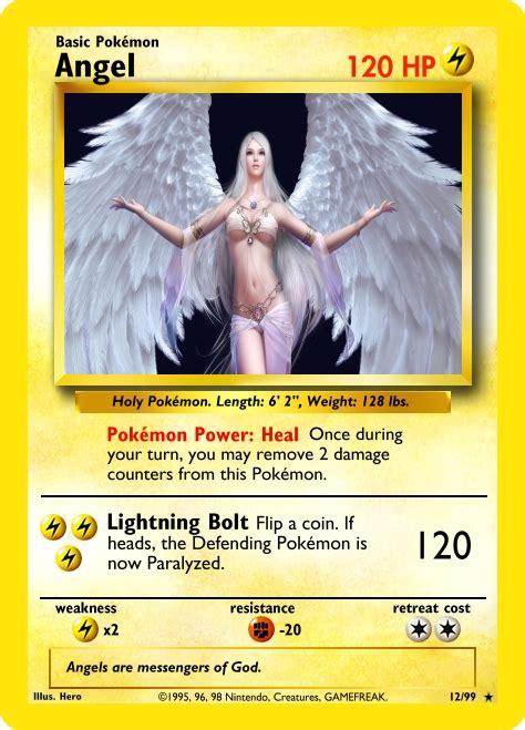 Check spelling or type a new query. My Custom Made Pokémon Cards - User-created Pokémon - Pokemon Card Maker Forum