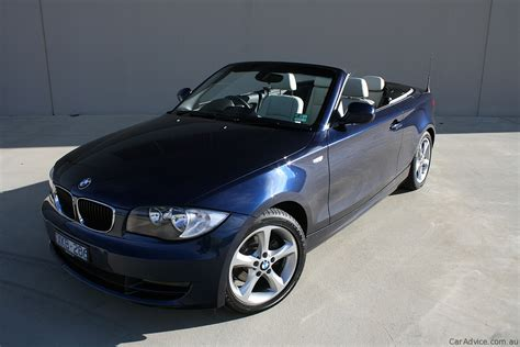 Bmw 1 Series Convertible Review Road Test Caradvice
