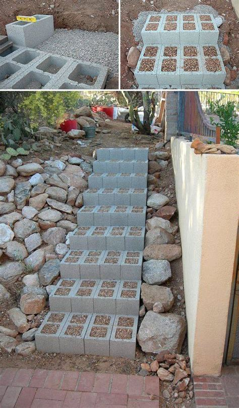 diy projects  cinder blocks  brilliant