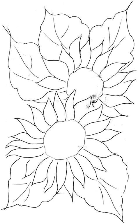 disegni per dipingere ad acquerello tutorial pittura su vetro girasoli manifantasia
