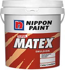 nippon super matex emulsion  karachi ezmakaan