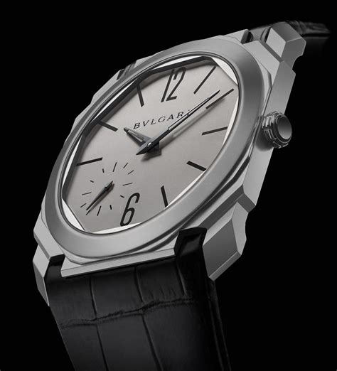 Bulgari - Octo Finissimo Automatic | Time and Watches ...