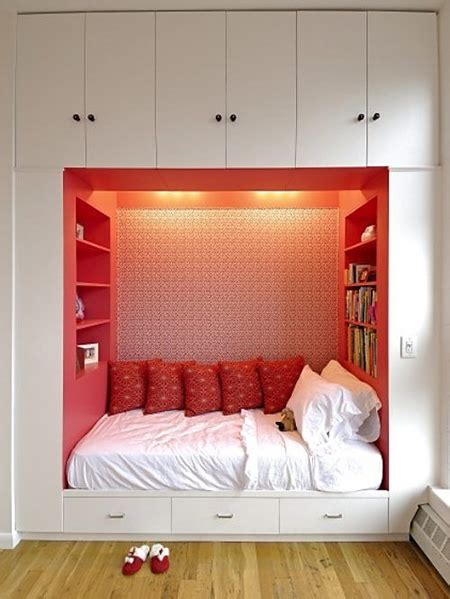 home dzine bedrooms making room  beds  small spaces