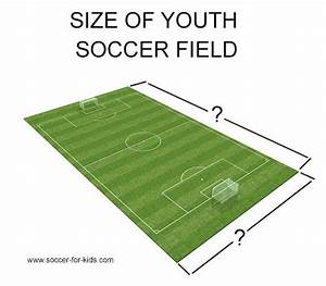 How Big Are Youth Soccer Fields  Helpful Soccer Field Size