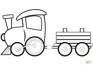 toy train coloring page  printable coloring pages