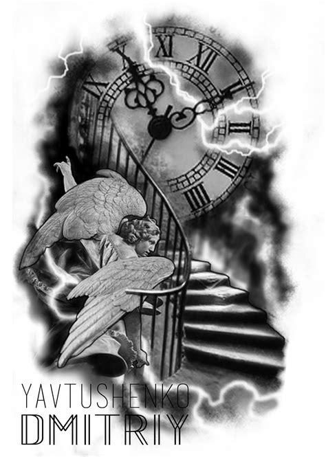 Individual design tattoo flash Tattoo artist Yavtushenko