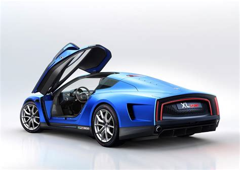 volkswagen xl sport concept car wallpapers  xcitefunnet