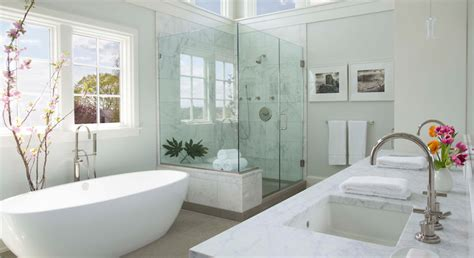 Like Bathrooms by Spa Like Bathroom Transitional Bedroom Milton